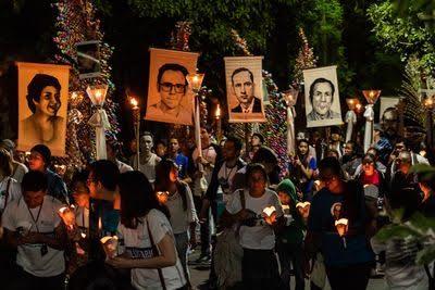 mártires UCA El Salvador UNIJES