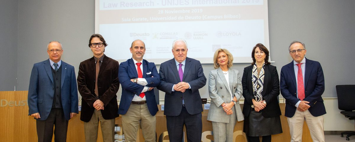 Law Research UNIJES International 2019