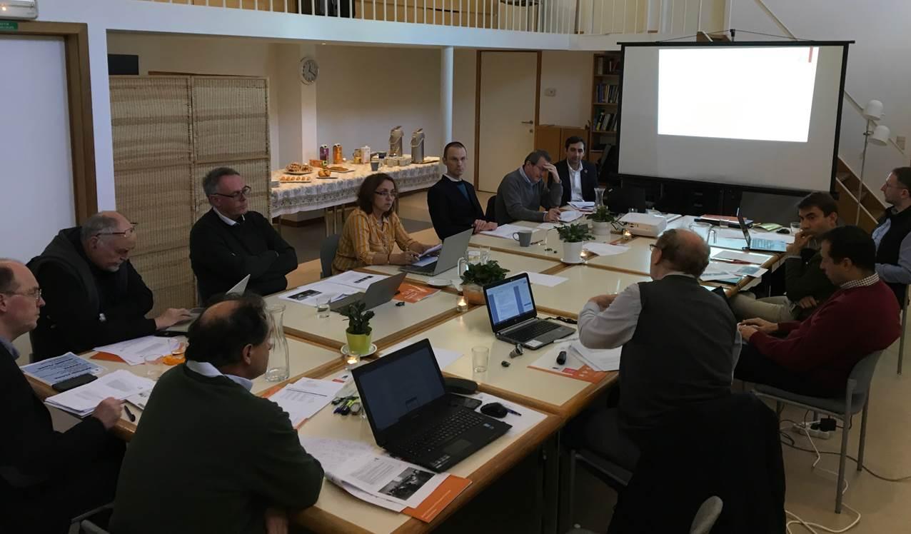 HEST programa europeo jesuita de investigación