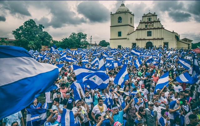 """La UCA publica libro """"La insurrección cívica de abril"""
