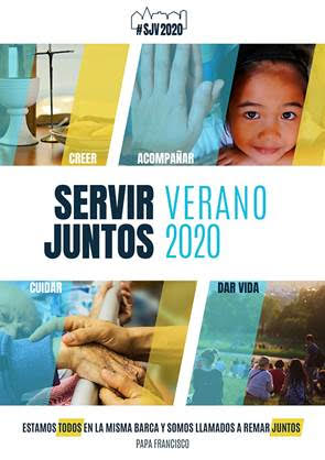 Servir Juntos Verano 2020  - UNIJES
