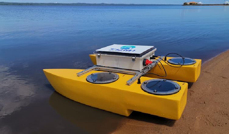 Loyola drones acuáticos