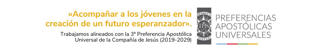 preferencias apostólicas universales jóvenes