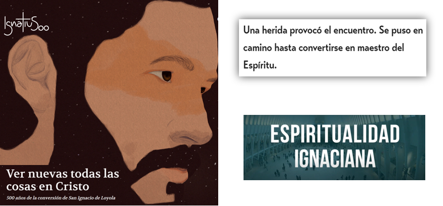 Ignatius 500: nombre, logo y web para el Año Ignaciano